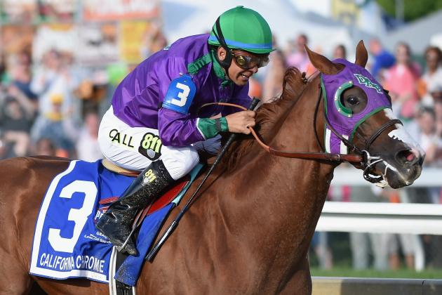 Preakness 2014 Winner: Analysis and Race Highlights from California Chrome's Win
