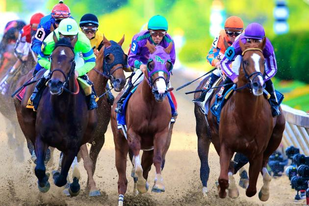How California Chrome, Victor Espinoza Are a Belmont Win from 2014 Triple Crown