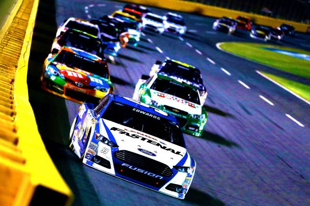 NASCAR at Charlotte 2014: Live Results and Analysis from All-Star Race