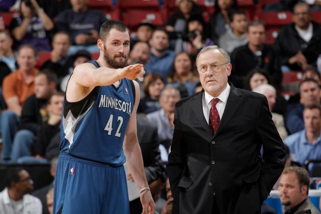 Should Minnesota Timberwolves Give Kevin Love Input on Next Coaching Hire?