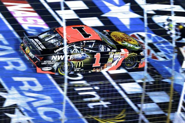 NASCAR Sprint All-Star Race 2014 Results: Winner, Standings, Highlights, Recap