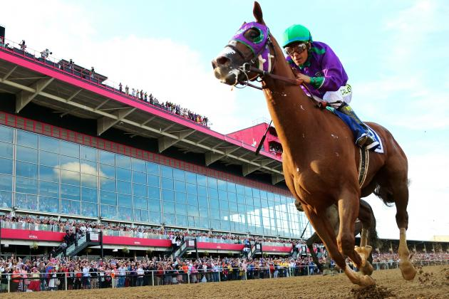 Preakness Winner 2014: Breaking Down California Chrome's Triple Crown Chances