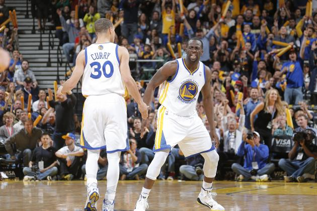 Should Draymond Green Be Warriors' Starting Power Forward Next Season?