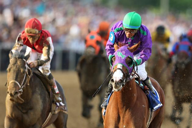 Preakness Results 2014: Analyzing California Chrome's Odds to Win Triple Crown