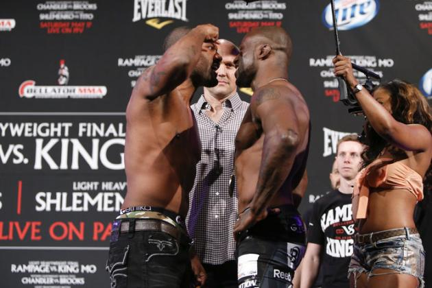The Good, Bad and Strange from Bellator 120