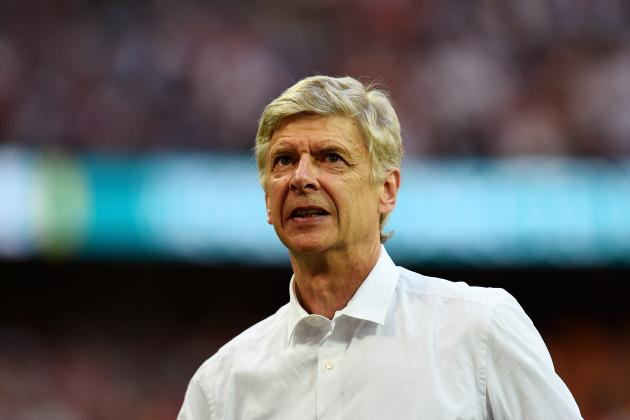 Arsenal Transfer News: Big-Money Stars Rumoured to Be on Arsene Wenger's Radar