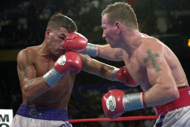 Arturo Gatti vs. Micky Ward I: Remembering the FOTY for 2002