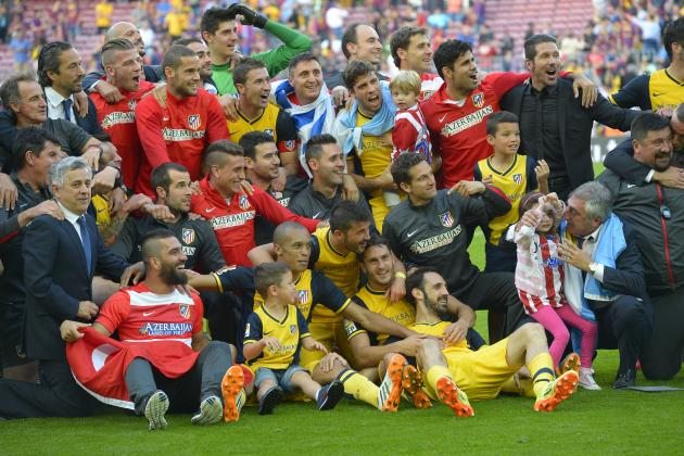 La Liga Title Decider a Fitting End for Both Barcelona and Atletico Madrid