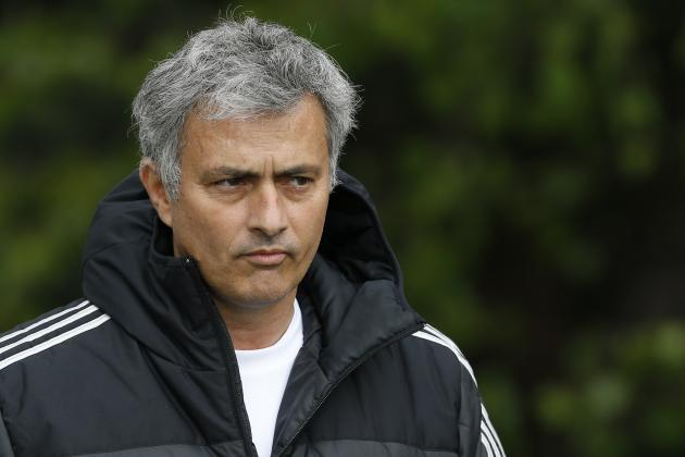 Chelsea Transfer News: Latest Rumours and Reported Targets for Jose Mourinho