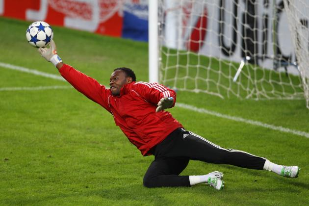 France and Marseille Goalkeeper Steve Mandanda Confirms He Will Miss World Cup