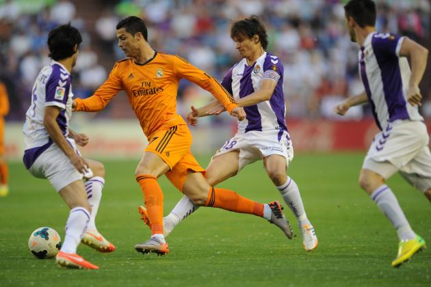 Ronaldo, Bale, Neymar & Messi Watch: Cristiano Sweats on Fitness, Barca Miss out