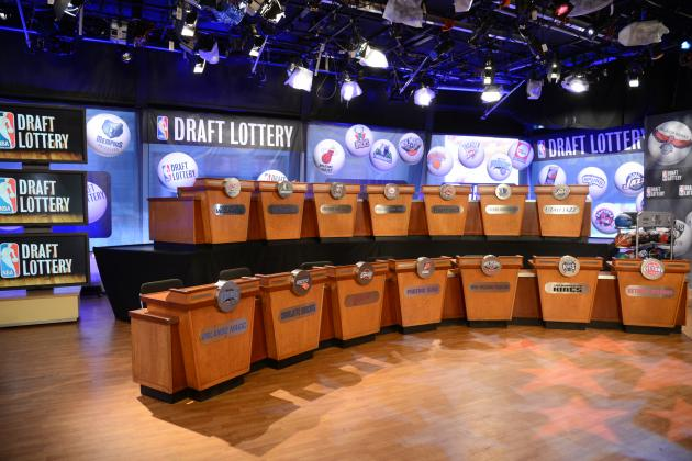 NBA Draft 2014: Breaking Down Upcoming Lottery Odds for No. 1 Pick