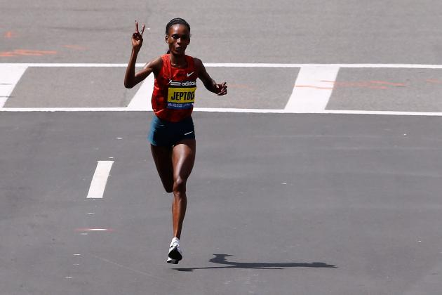 Cleveland Marathon 2014 Results: Men's and Women's Top Finishers