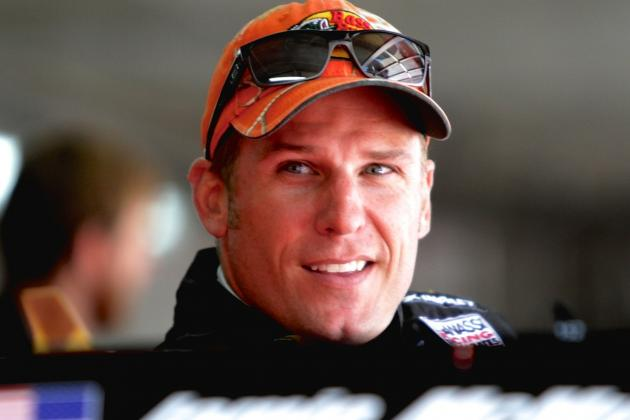 Jamie McMurray's Emotion Refreshing After 2014 NASCAR All-Star Win