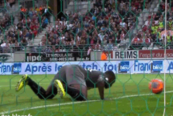 Rennes Striker Paul-Georges Ntep Scores Obnoxious/Hilarious 'Header'