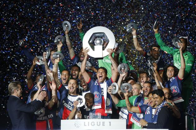 Ligue 1 Table 2014: Final Standings, Roll of Honour and European Qualifiers
