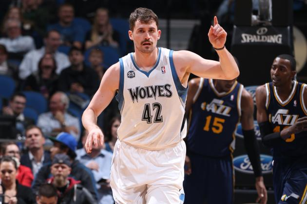 Report: Lakers, Warriors, Bulls, Celtics and Suns Eyeing Kevin Love Trade