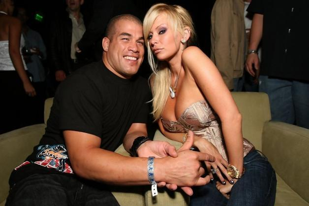 Jenna Jameson Calls Tito Ortiz a Cheater, Tells Him to 'Fight Rampage'