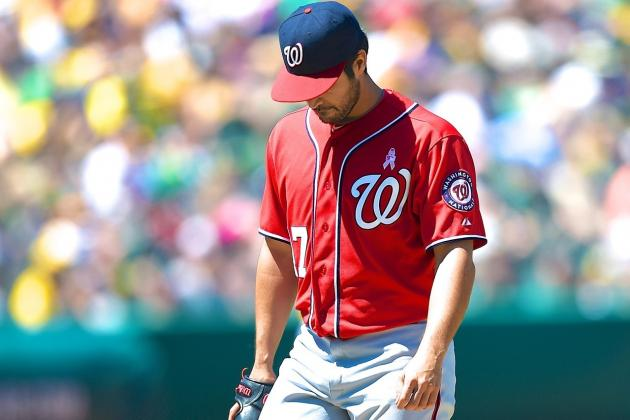 Gio Gonzalez Injury: Updates on Nationals Star's Shoulder and Return