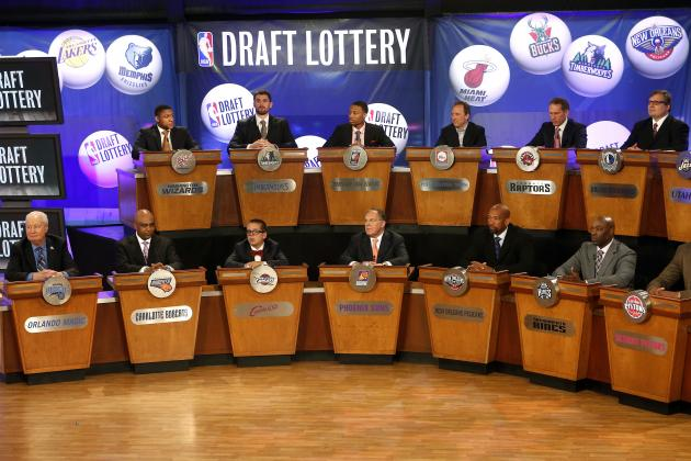 NBA Draft Order 2014: Listing Current Lottery Odds and Potential Scenarios
