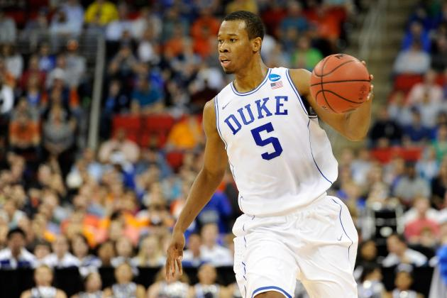 Rodney Hood Drafted by the Utah Jazz: Latest News, Reaction and Analysis
