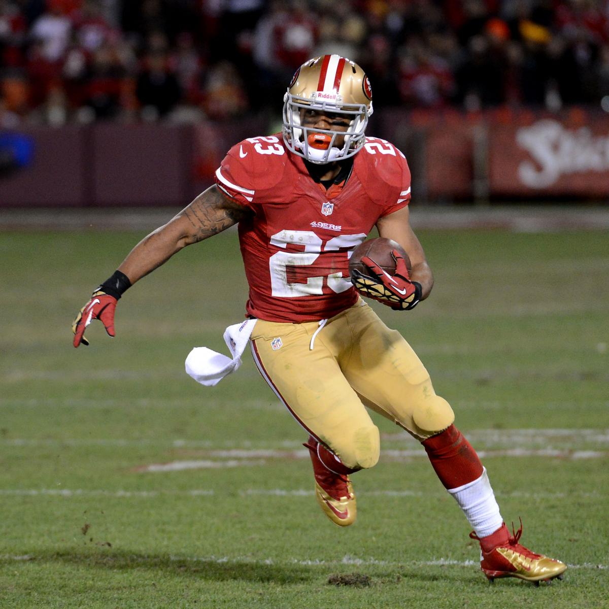 San Francisco 49ers: 5 Veterans Who Have Been Put On