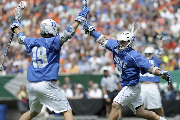 Duke vs. Johns Hopkins: Score and Recap from 2014 NCAA Lacrosse Tournament