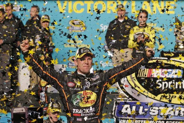 NASCAR All-Star Race 2014: Drivers Who Built Momentum for Coca-Cola 600
