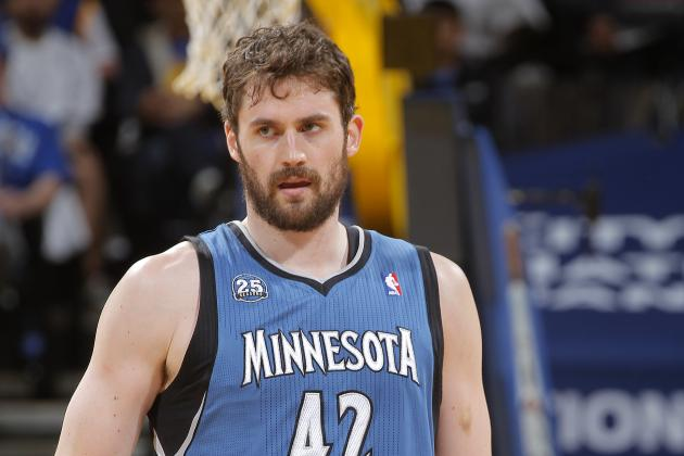 Report: Houston Rockets Planning to Make Run at Kevin Love Trade