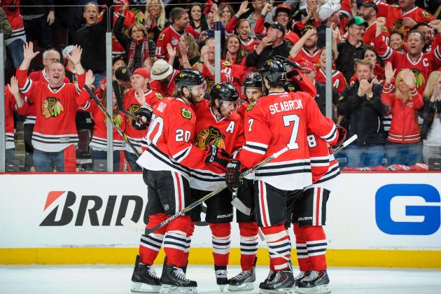 Kings vs. Blackhawks: Game 1 Score and Twitter Reaction from 2014 NHL Playoffs