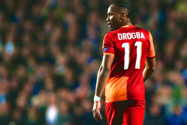 Didier Drogba Confirms That He Will Leave Galatasaray