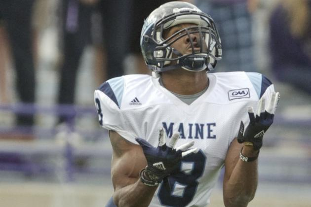 Sources: Pats Sign Ex-Maine WR Johnson