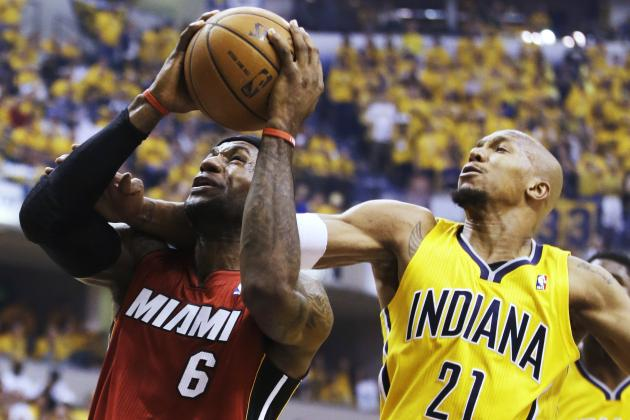 NBA Playoffs 2014: Full Conference Finals Schedule and Updated Championship Odds