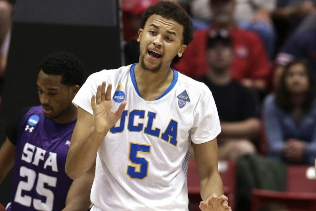 Kyle Anderson Drafted by San Antonio Spurs: Latest News, Reaction and Analysis