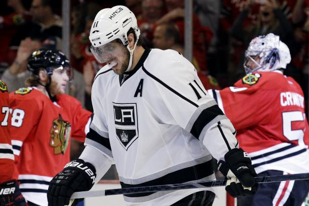 Plenty of Positives for Kings Despite Losing Game 1 to Chicago in Western Final