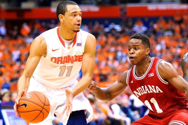Tyler Ennis Says He's 'Definitely' Best Point Guard in 2014 NBA Draft Class