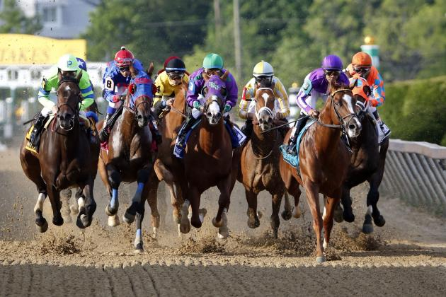 Preakness 2014: Video Replay and Takeaways from Race at Pimlico