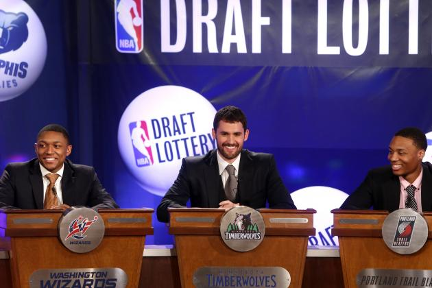 2014 NBA Draft Lottery: Examining Odds and Potential Scenarios for Top Picks