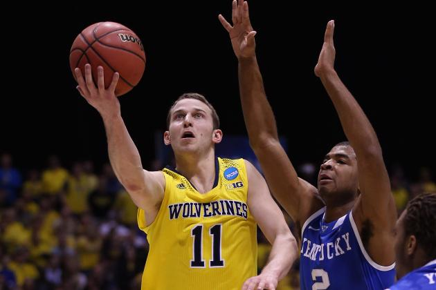 Nik Stauskas Drafted by Sacramento Kings Latest News, Reaction and Analysis