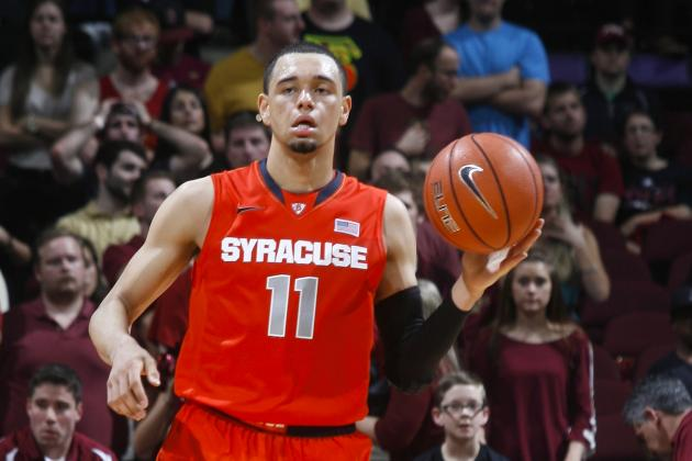 Tyler Ennis Drafted by Phoenix Suns: Latest News, Reaction and Analysis