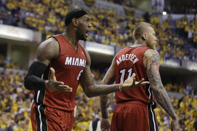 NBA Playoff Schedule 2014: Conference Finals TV Guide and Storylines to Watch