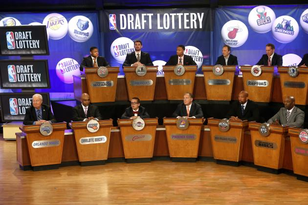 NBA Lottery 2014: Predictions for Teams Hoping to Land Top Picks