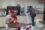 Strasburg Smuggles Lean Cuisine in New SportsCenter Ad