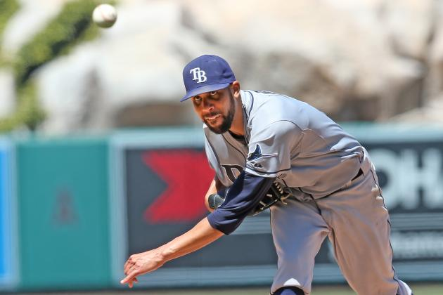 Price Falters as Rays Drop Series to Angels