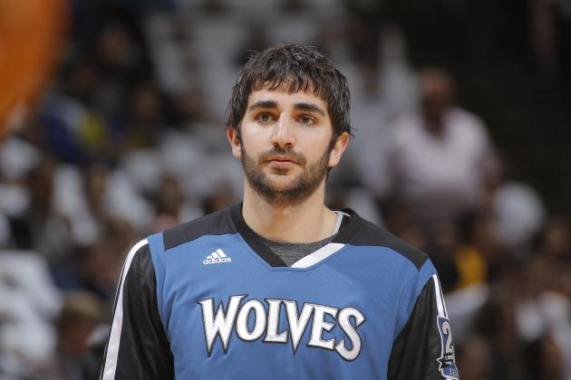 Ricky Rubio: I Could Be Timberwolves' Definitive Leader Instead of Kevin Love