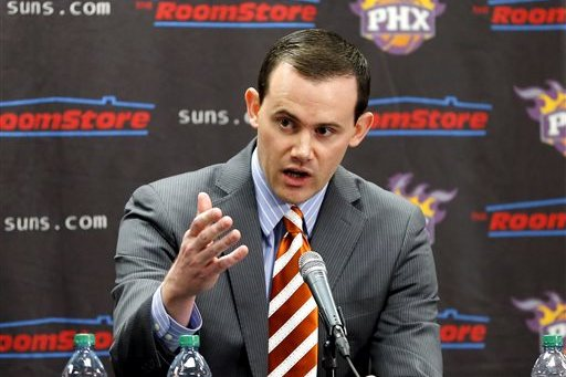 What's at Stake for Phoenix Suns in 2014 NBA Draft Lottery?