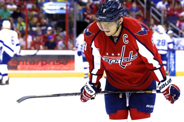 Alex Ovechkin Injury: Updates on Capitals Star's Knee and Recovery