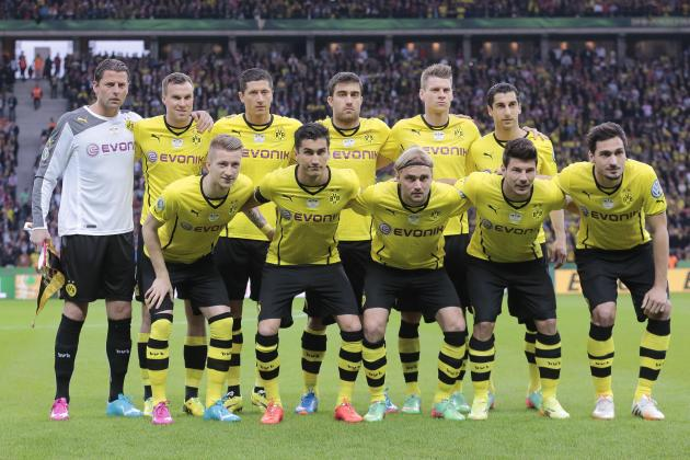 Borussia Dortmund Can Learn from This Season and Come Back Stronger Than Ever