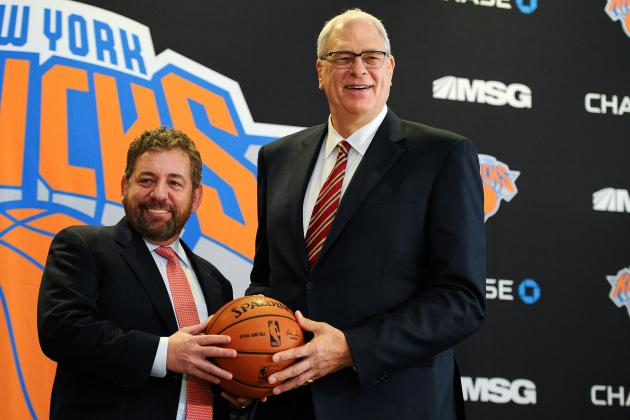Jeff Van Gundy Thinks Phil Jackson Might Hire Coach Without Triangle Experience