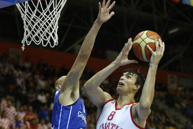 Dario Saric Drafted by Orlando Magic: Latest News, Reaction and Analysis